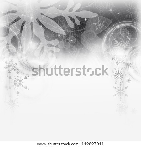 Winter background/Christmas background