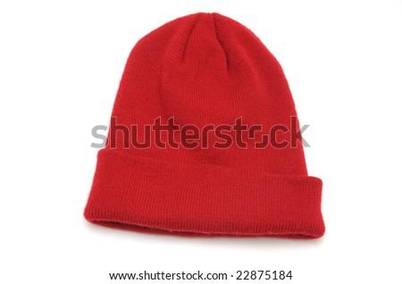 Winter Caps - stock photo