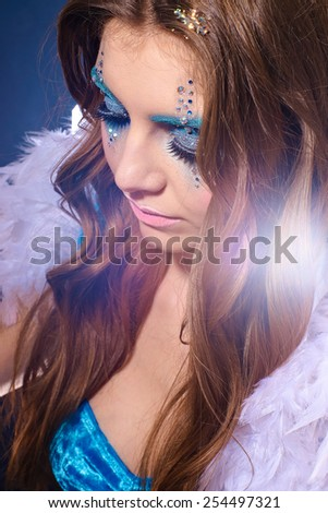 Winter enchantress