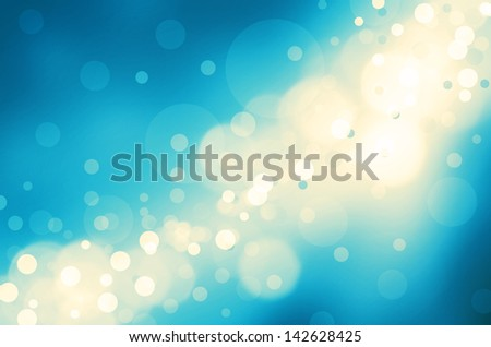 Winter Festive Christmas winter abstract background - stock photo