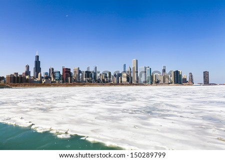 Winter In Chicago