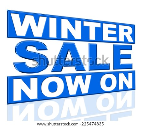 Winter Sale Showing At The Moment And Promo