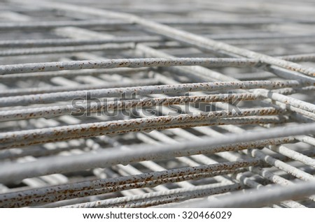 Wire mesh for Construction job.