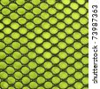 Wire mesh sport fabric : modern material. - stock photo
