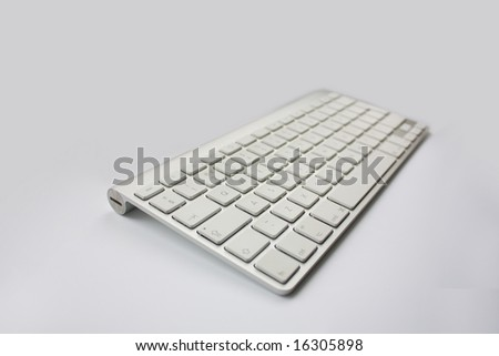 Wireless Computer Keyboard