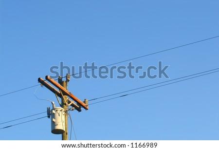 Wires - stock photo