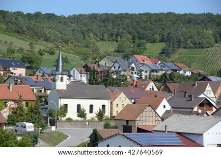 Wirmsthal , Germany