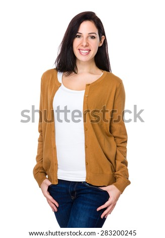 Woman - stock photo