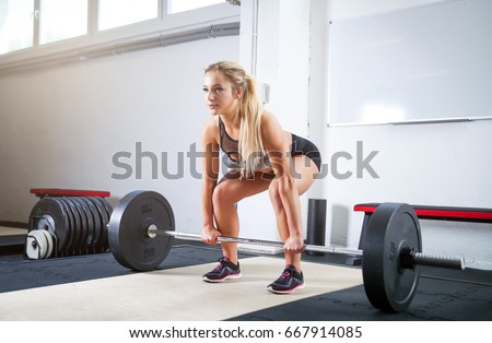 Dating a girl who lifts