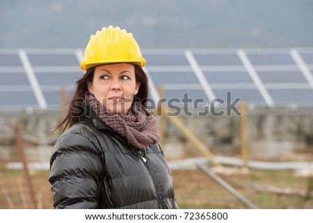 woman engineer