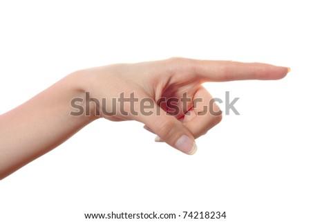 Girl right index finger dating