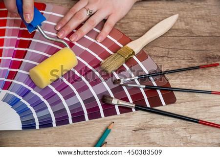 Color Guide Chart Photos RoyaltyFree Images Vectors – Sample Css Color Chart