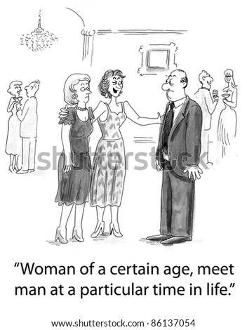 Speed dating age