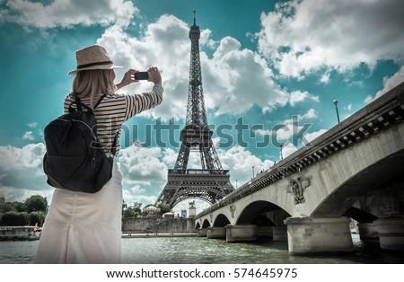 under the eiffel tower - photo #17