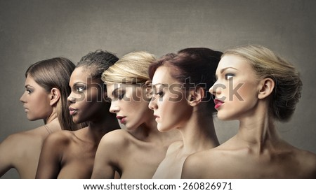 Women  - stock photo