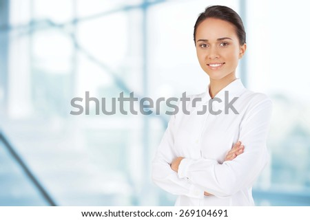 Women. Attractive Casual Mature Woman - stock photo