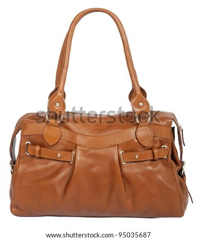 women bag - stock photo