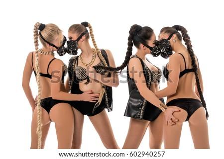bondage fetish Women and