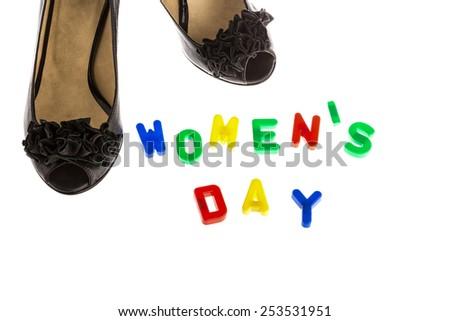 women's day - stock photo