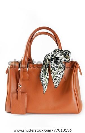 Women's handbags - stock photo