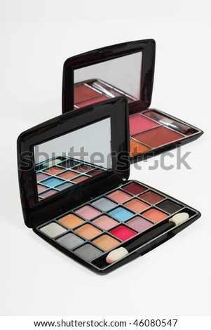 women's make-up eye shadow colors
