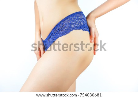 Women's Sexy Lace Panties, Vagina Healthy Concept