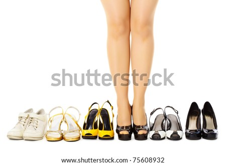 Different Types Of Foot Surgeries | Illustrated Directory of Footwear - All Types of Shoes