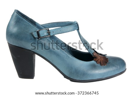 Women Shoe  - stock photo