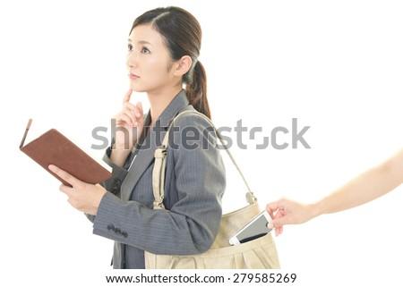 Women stolen - stock photo