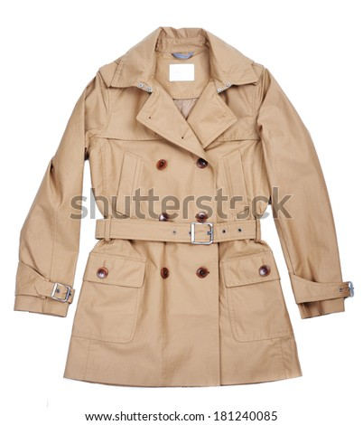 Womens trench