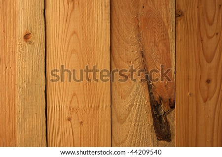 Wood background, vertical - stock photo