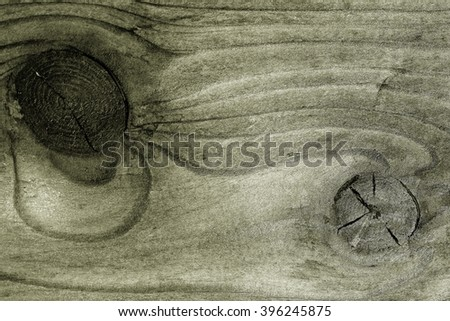 Wood Black and white background and close-up . - stock photo