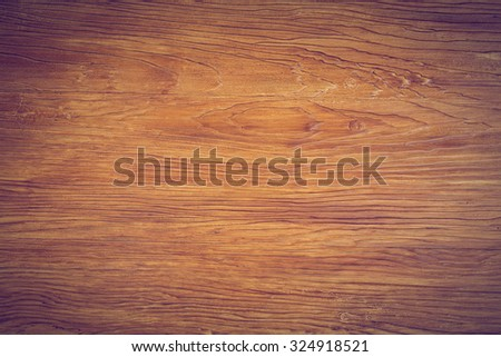 wood board texture vintage background, wooden laminate varnish shiny for decoration interior - stock photo