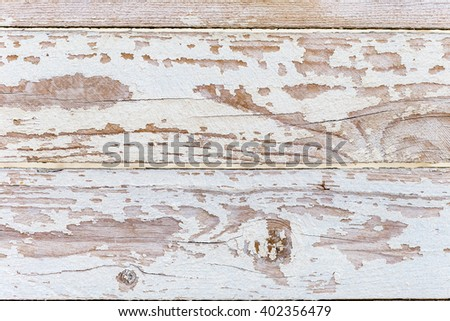 wood boards with pickled finish