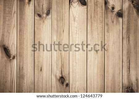 Wood brown texture background - stock photo