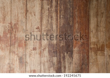 wood brown texture vintage background - stock photo