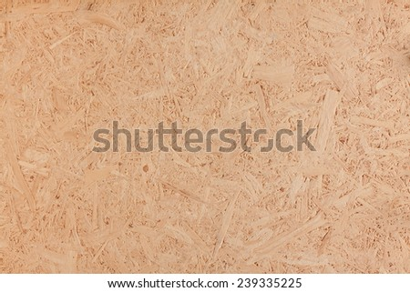 wood chippings board texture - stock photo