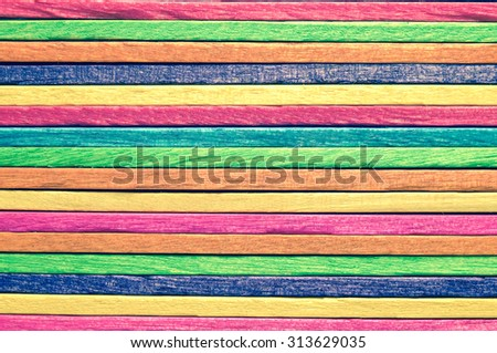 Wood colorful texture abstract background