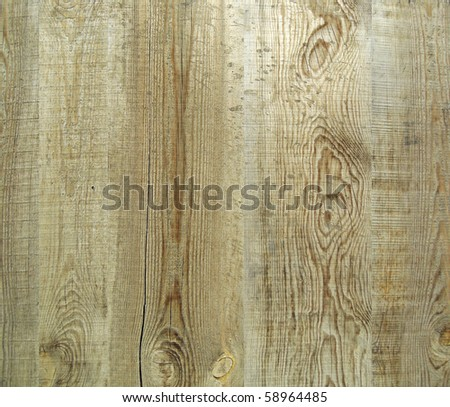 wood fence texture - stock photo