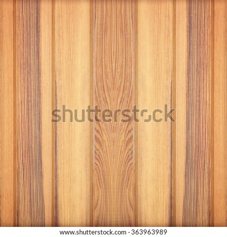 Wood floor plank brown texture background - stock photo