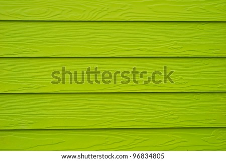 Wood green  background - stock photo