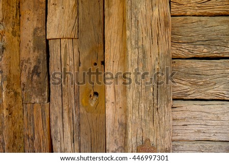 Wood Palette Pattern Texture Background Vintage Cabinet