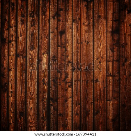 wood panels. - stock photo