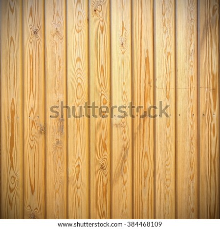 Wood Panels Background - stock photo