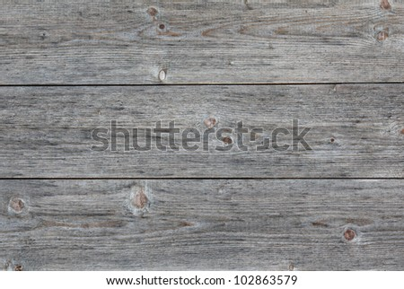 wood panels used as background - stock photo