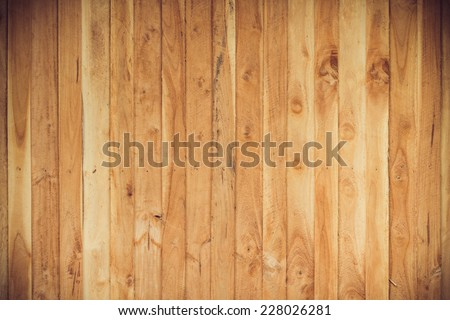 wood pattern  background design - stock photo