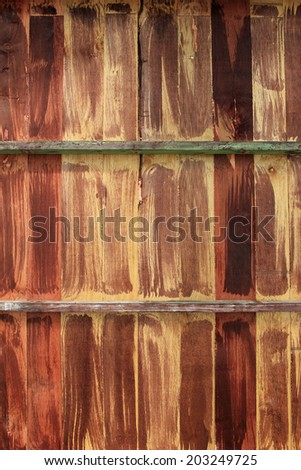 wood pattern texture background - stock photo