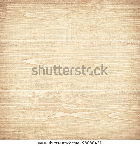 Wood plank texture, background - stock photo