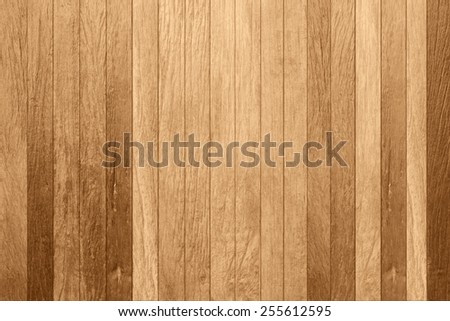 wood plank wall for decoration and design - stock photo