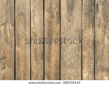 Wood plank warm brown texture background. Image of raw wooden texture pine oak warm colors wall floor desk interior
